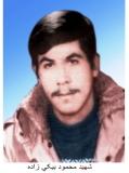 محمود بیکی زاده