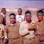 شهید محمد حسین صفری و محمد علی ناظری